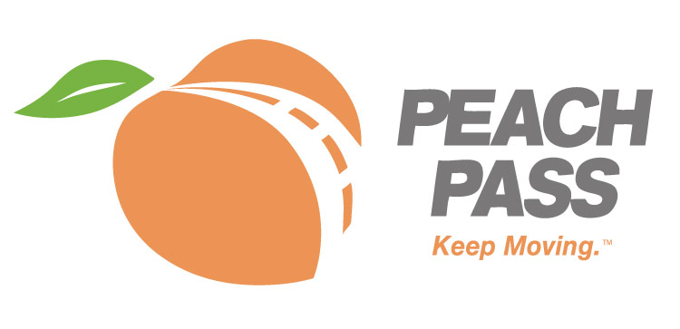 Peach Pass logo