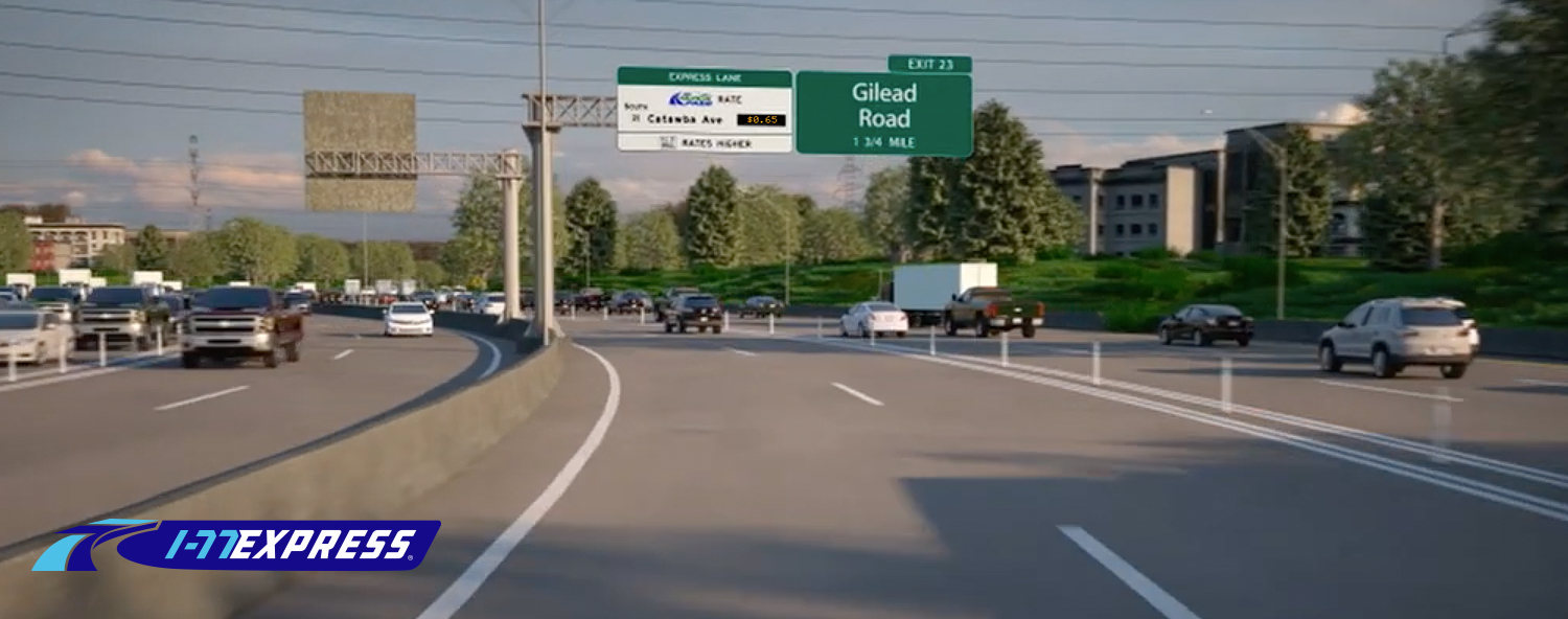 Frequently Asked Hov Questions Freeway Management Program >> I 77 Express Lanes
